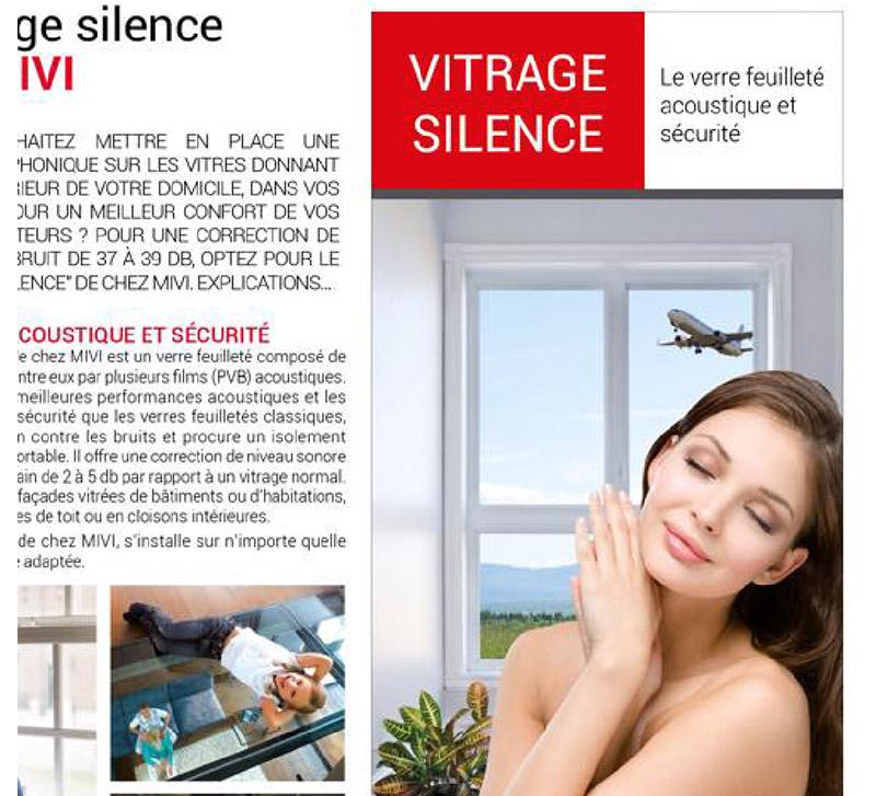 CITY MAG - LE VERRE SILENCE