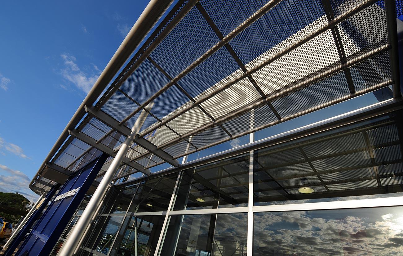Verre contrôle solaire STOPSOL